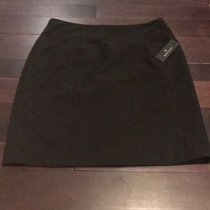 Black Worthington Skirt